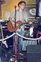 Herr Schmidt solo in Templin 2003